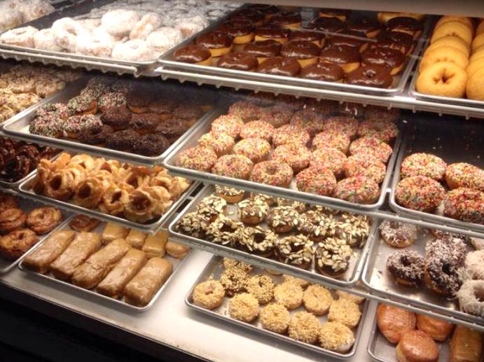 Popular Donuts