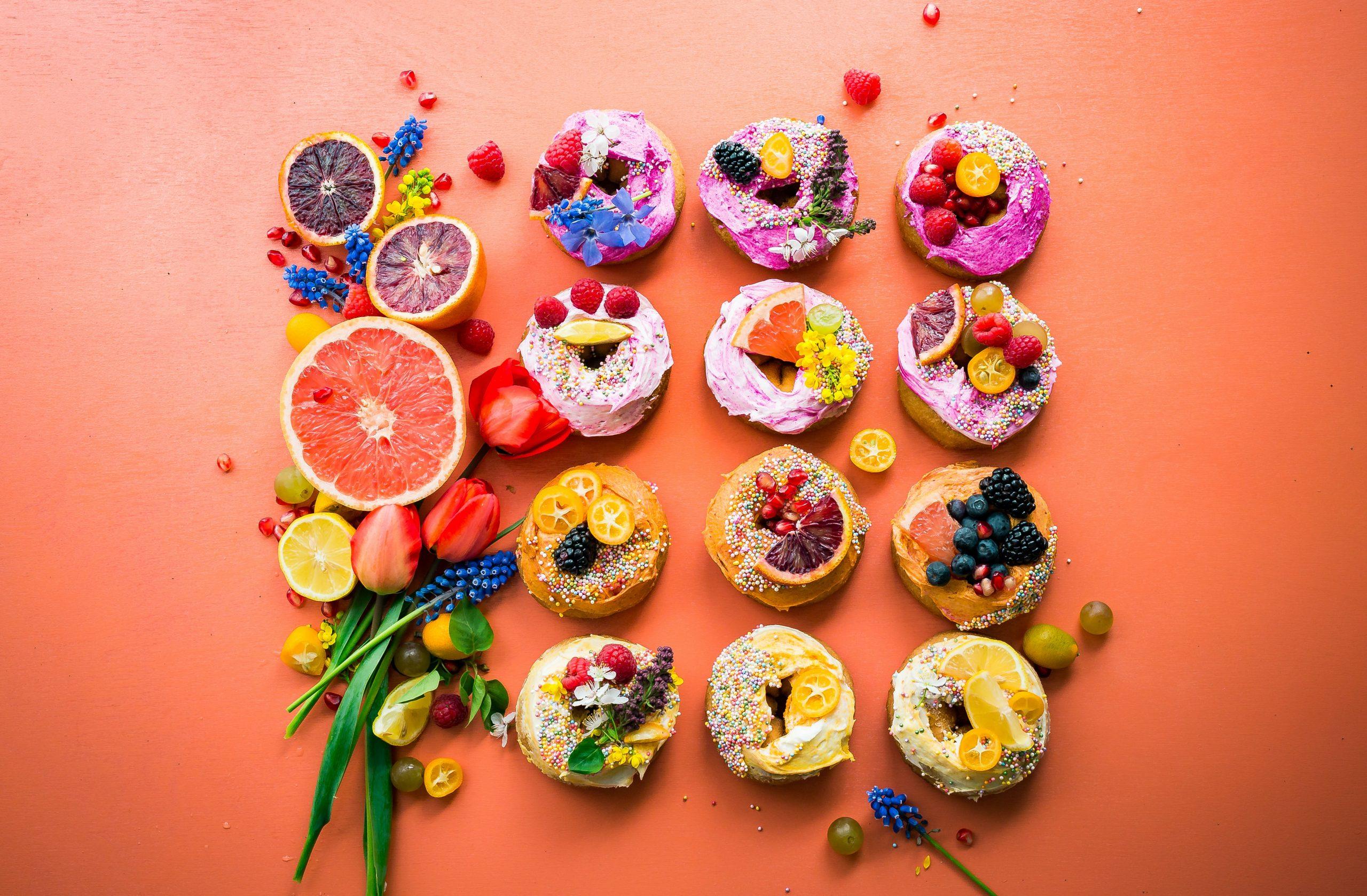Cute Donuts!