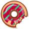 Bo Bo Delight Doughnuts